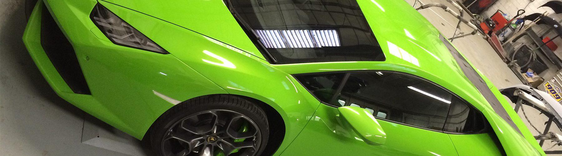 green-lambo